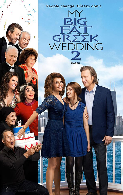 My Big Fat Greek Wedding 2 -  Lainie Kazan